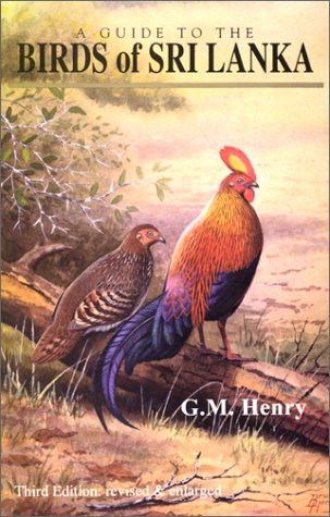 9780195638134: A Guide to the Birds of Sri Lanka