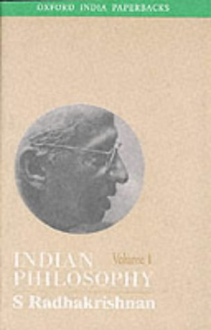 9780195638196: Indian Philosophy: Volume I: Vol 1