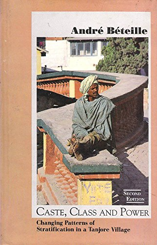 9780195638479: Caste, Class and Power: Changing Patterns of Stratification in a Tanjore Village