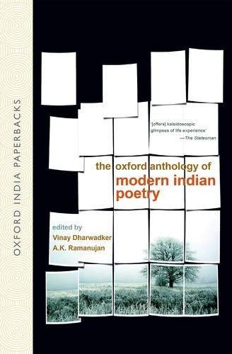 9780195639179: The Oxford Anthology of Modern Indian Poetry