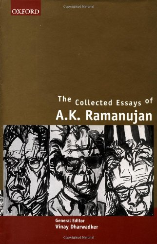 9780195639377: The Collected Essays of A. K. Ramanujan