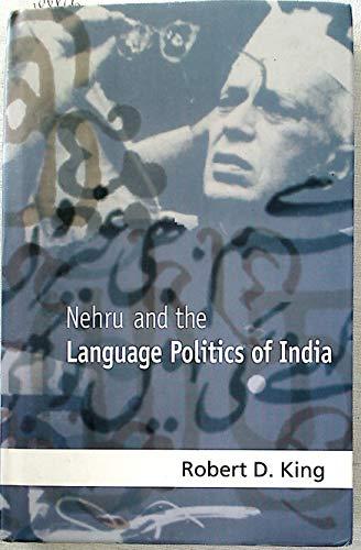 9780195639896: Nehru and the Language Politics of India
