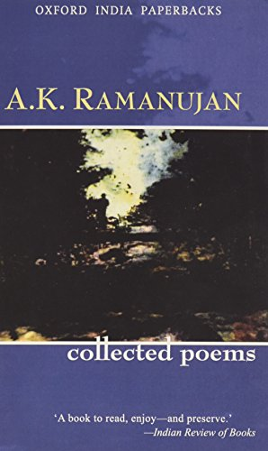 Collected Poems: Ramanujan A.K.