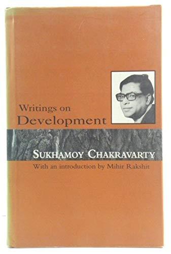 9780195640939: Writings on Development
