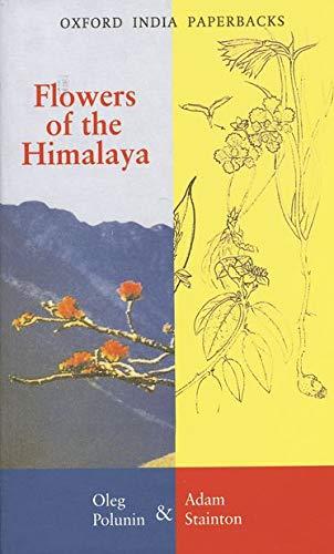 Flowers of the Himalaya (Repr of 1984: Polunin, Oleg and