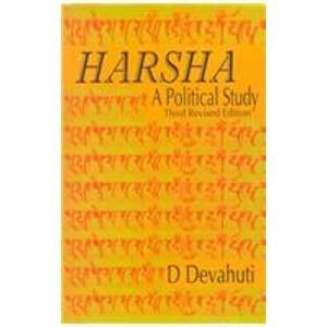 9780195642377: Harsha: A Political Study