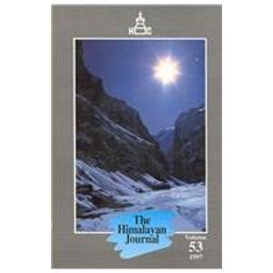 9780195642858: The Himalayan Journal: Volume 53, 1997