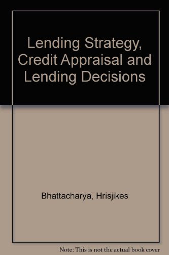 9780195642872: Banking Strategy, Credit Appraisal and Lending Decisions: A Risk-Return Framework