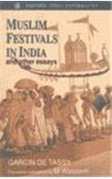 9780195643145: Muslim Festivals in India and Other Essays