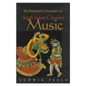 9780195643824: Illustrated Companion to South Indian Classical Music