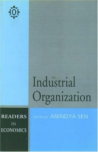 9780195644333: Industrial Organization (Oxford in India Readings: Themes in Economics)