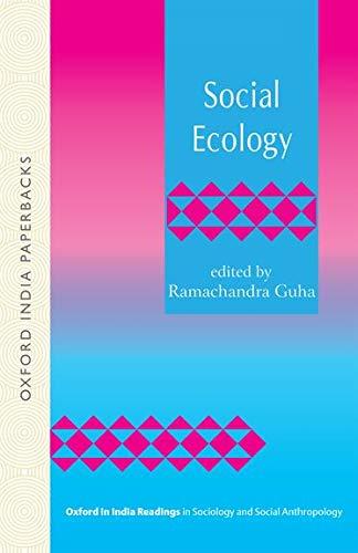 9780195644548: Social Ecology