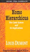 Homo Hierarchicus: The Caste System and Its: Louis Dumont