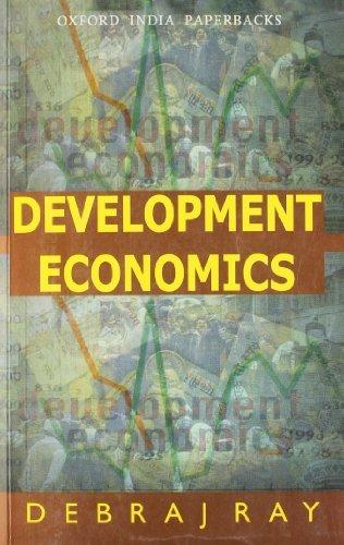 9780195646542: Development Economics (Oxford India paperbacks) [Taschenbuch] by