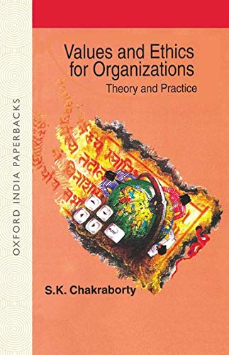 9780195647648: Values and Ethics for Organizations: Theory and Practices