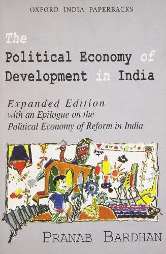 9780195647709: Political Economy of Development in India (Oxford India Paperbacks)