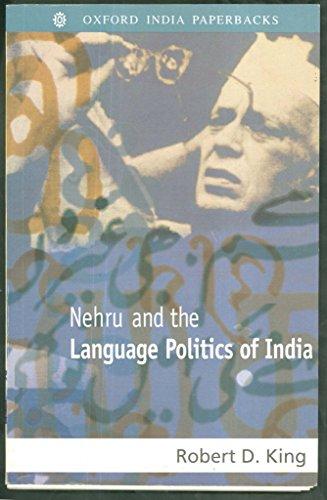 9780195648041: Nehru and the Language Politics of India (Oxford India Paperbacks)