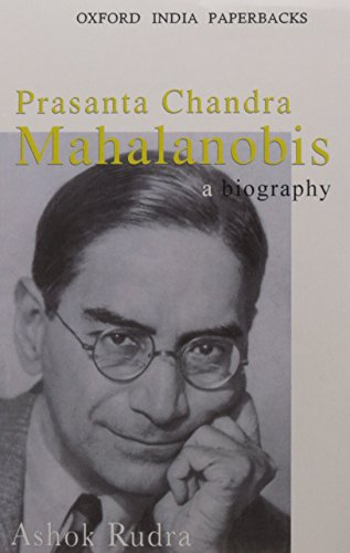 9780195648263: Prasanta Chandra Mahalanobis: A Biography