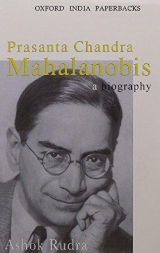 9780195648263: Prasanta Chandra Mahalanobis: A Biography