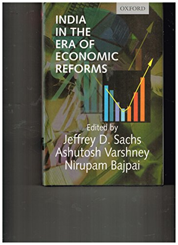 9780195648300: India in the Era of Economic Reforms