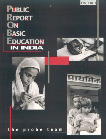 9780195648706: Public Report on Basic Education in India
