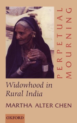 9780195648850: Perpetual Mourning: Widowhood in Rural India