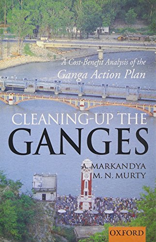 9780195649451: Cleaning-up the Ganges: A Cost-Benefit Analysis of the Ganga Action Plan