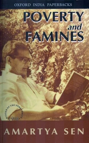 Poverty and Famines: An Essay on Entitlement: Amartya Sen