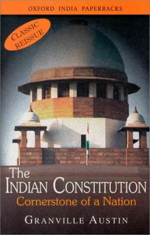 9780195649598: The Indian Constitution: Cornerstone of a Nation
