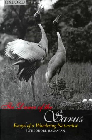9780195649666: The Dance of the Sarus: Essays of a Wandering Naturalist