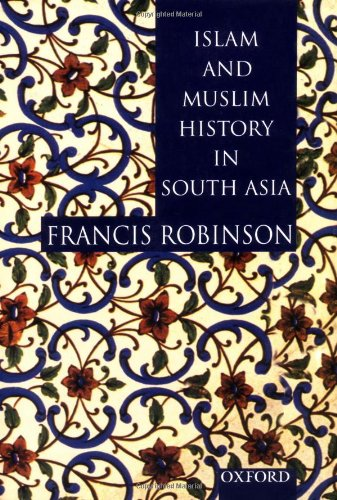 9780195649673: Islam and Muslim History in South Asia