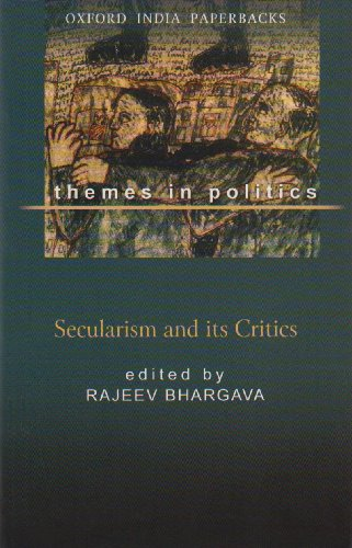 9780195650273: Secularism and Its Critics (Oxford in India Readings: Themes in Politics)