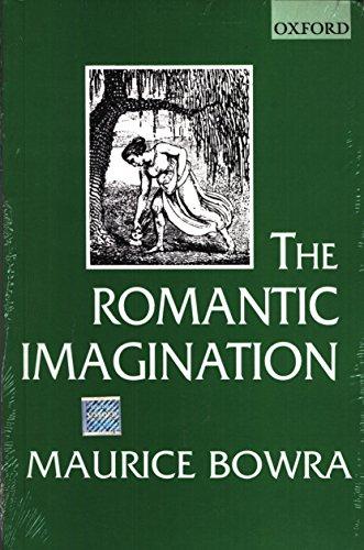 9780195650280: The romantic imagination.