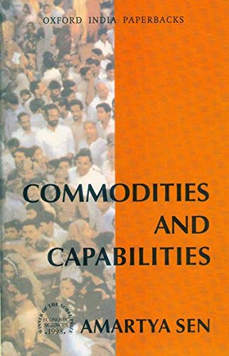 9780195650389: Commodities and Capabilities