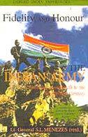 Fidelity and Honour (Oxford India Paperbacks): S.L. Menezes