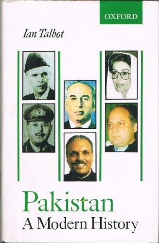 9780195650730: Pakistan: A Modern History