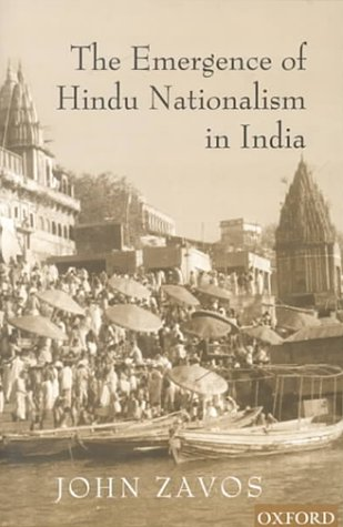 9780195651409: Emergence of Hindu Nationalism in India