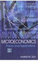 Microeconomics: Theory and Applications: Sen, Anindya