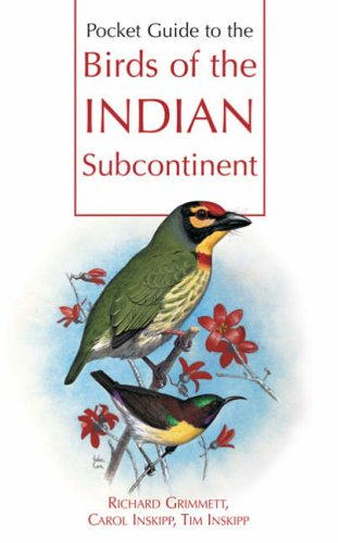 9780195651553: Pocket Guide to the Birds of the Indian Subcontinent