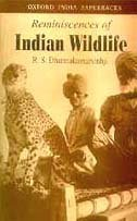 9780195651676: Reminiscences of Indian Wildlife