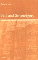 9780195651843: Self and Sovereignty: Individual and Community in South Asian Islam Since 1850