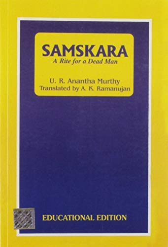 9780195651881: Samskara: A Rite for a Dead Man