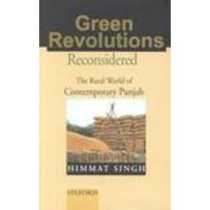 9780195651898: Green Revolutions Reconsidered: The Rural World of Contemporary Punjab