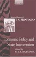 9780195651928: Economic Policy and State Intervention: Selected Papers of T.N. Srinivasan