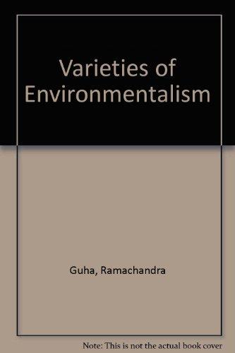 9780195651935: Varieties of Environmentalism
