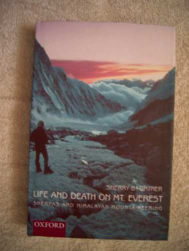 9780195652116: Life and Death on Mt. Everest: Sherpas and Himalayan Mountaineering