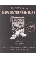 Handbook for New Entrepreneurs: P.C. Jain (Ed.)