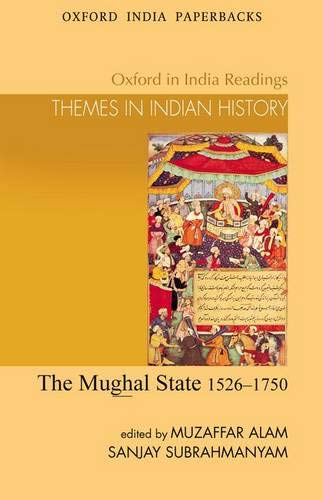 9780195652253: The Mughal State, 1526-1750