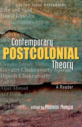 9780195652468: CONTEMPORARY POSTCOLONIAL THEORY (OIP)