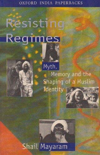 9780195653014: Resisting Regimes